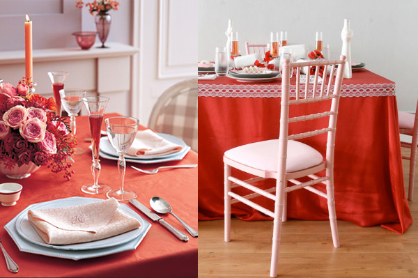 Decoración San Valentín Ideas Para La Mesa Revista