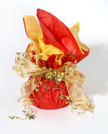 15 ideas para envolver regalos revista fiestafacil - Envolver regalos con papel de seda ...