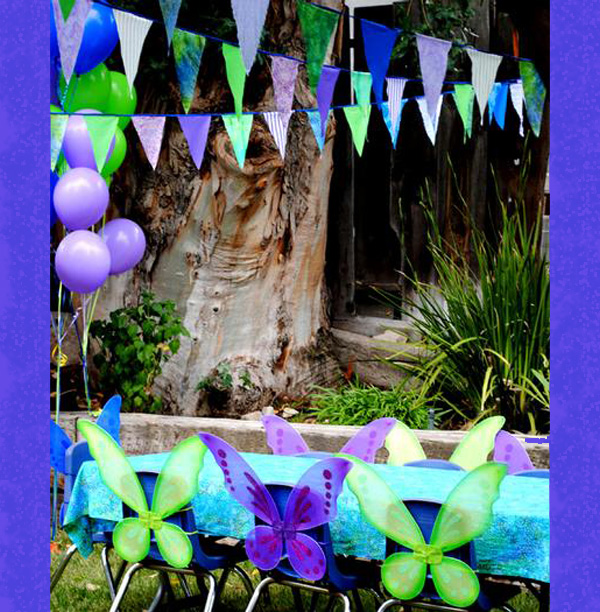 Ideas fiesta comuni n for Ornamentacion para jardines