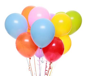 C mo no inflar un globo revista fiestafacil - Helio para inflar globos barato ...