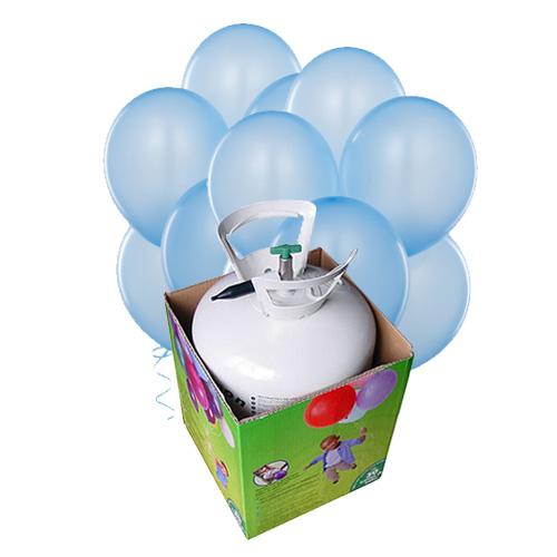 Helio un gas en alza revista fiestafacil - Gas helio para globos precio ...