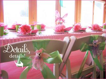 Ideas para decorar las sillas revista fiestafacil for Sillas para quinceaneras decoradas