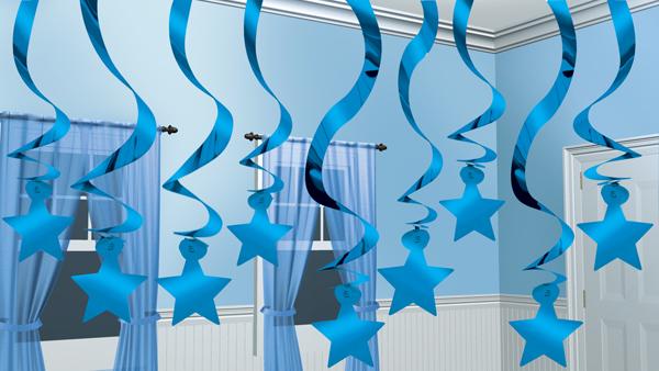 Decs estrellas azules - Estrellas decoracion infantil ...