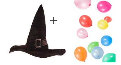 Disfraces Halloween  Gorros de bruja con personalidad - Revista ... 6d6aa0dc7b1