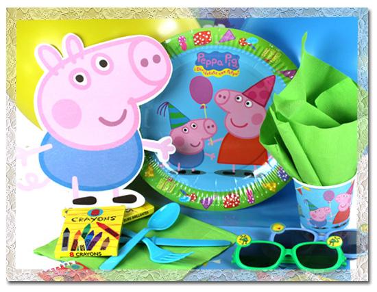 Fiesta Peppa Pig Ideas Para La Decoración Revista