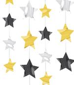 Enkay las estrellas y las tiras-Patrn de proteccin de
