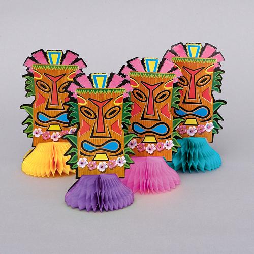 Decoracion Hawaiana Para Mesas ~ Fiesta verano decoraci?n de una fiesta hawaiana  Revista