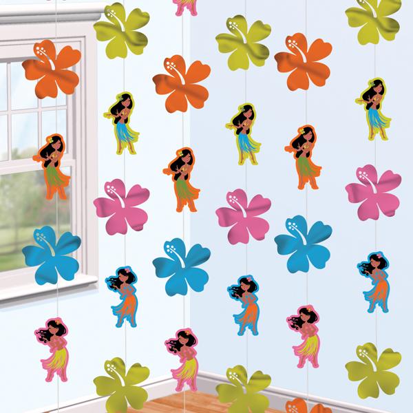 Decoracion Hawaiana En Globos ~   verano decoraci?n de una fiesta hawaiana  Revista  Fiestafacil